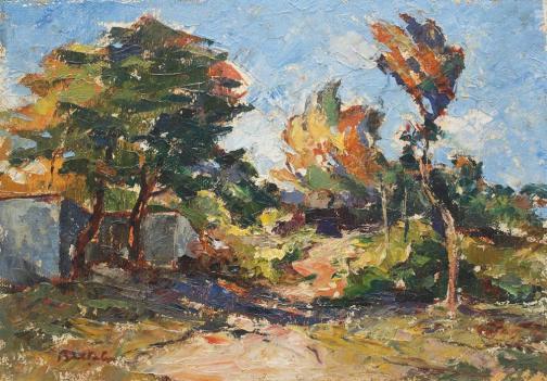 Towards the Noon - Adam Baltatu