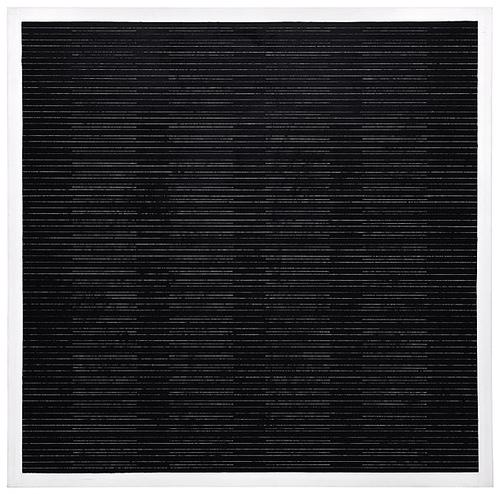 The Sea, 2003 - Agnes Martin