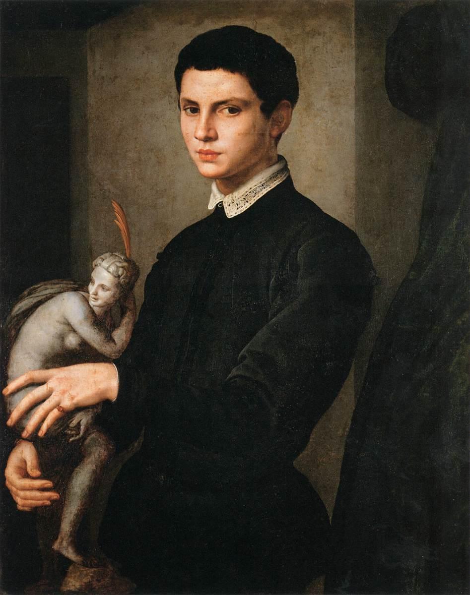 Portrait of a Sculptor, 1550