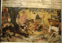 Ardashir fights Bahman - Ahmad Musa