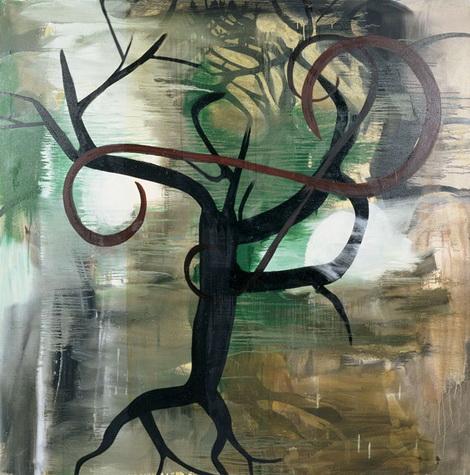 Untitled, 1989 - Albert Oehlen