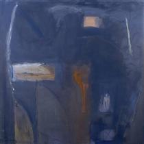 Blau antic - Albert Rafols-Casamada