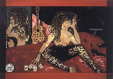 Carmen, 1991 - Alberto Gironella
