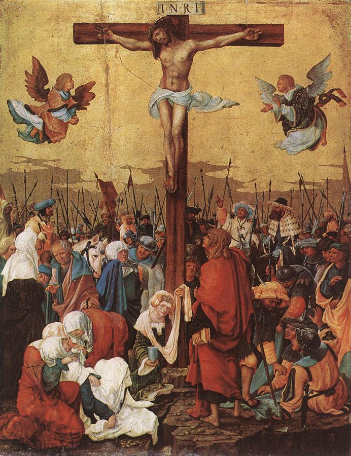 Christ on the Cross, 1520