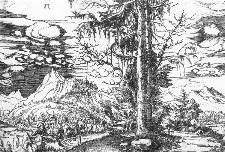 Landscape - Albrecht Altdorfer