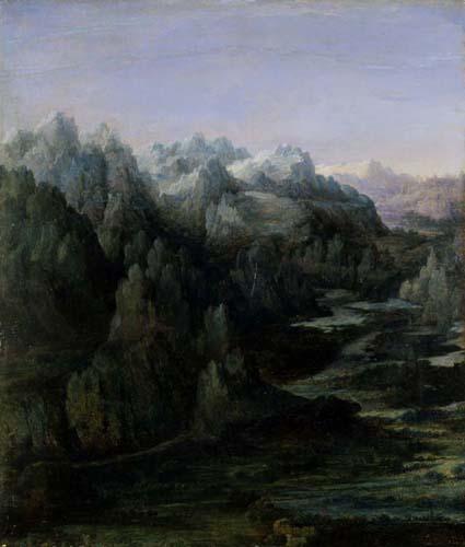 Mountain Range, 1530