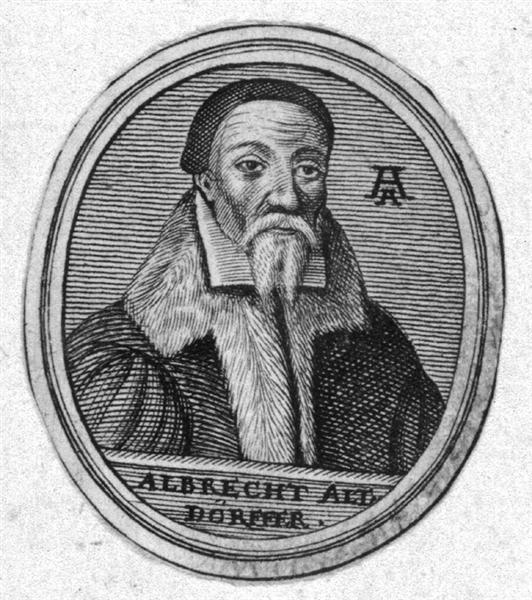 Self-portrait, 1530 - Albrecht Altdorfer