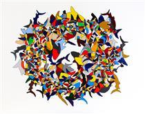 Circling Sharks 1 - Альбрехт Бемель