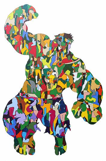 The Hulk, c.2015 - Albrecht Behmel