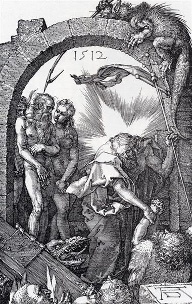 Harrowing Of Hell, 1512 - Albrecht Durer
