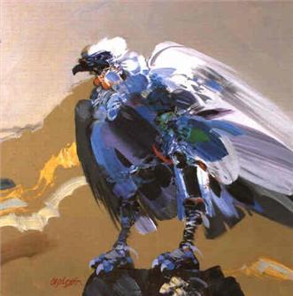 Cóndor, 1987 - Alejandro Obregon