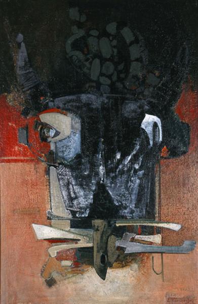 Gaia, 1960 - Alekos Kontopoulos