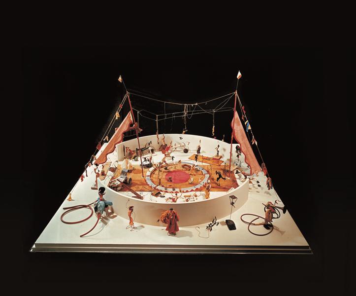 Calder's Circus, 1926 - 1931 - Alexander Calder