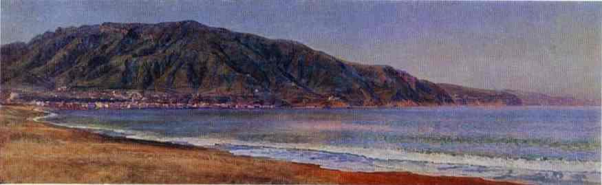 The Bay of Naples Near Castellmare, 1846