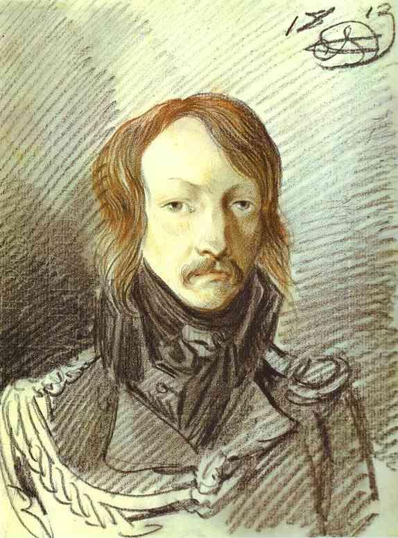 Portrait of A. P. Lanskoy, 1813