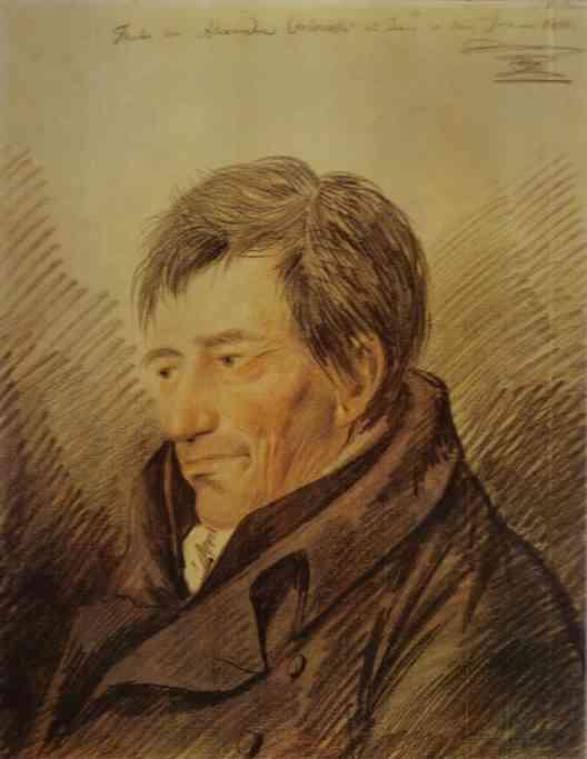 Portrait of an Italian Composer Muzio Clementi