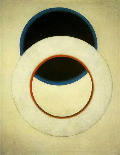 White circle, 1918 - Alexander Rodchenko