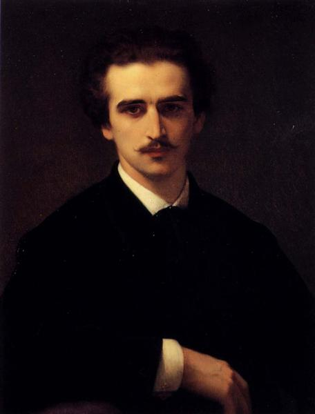 Portrait of Prince K.A. Gorchakov - Alexandre Cabanel