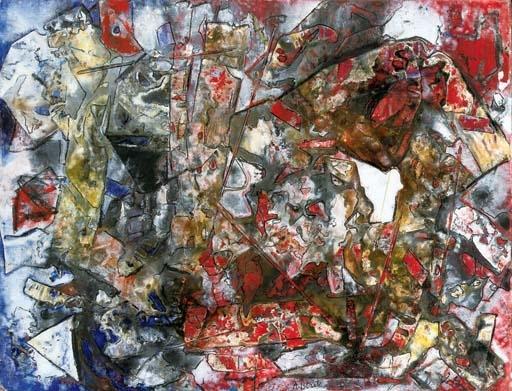 Untitled - Alexandre Istrati