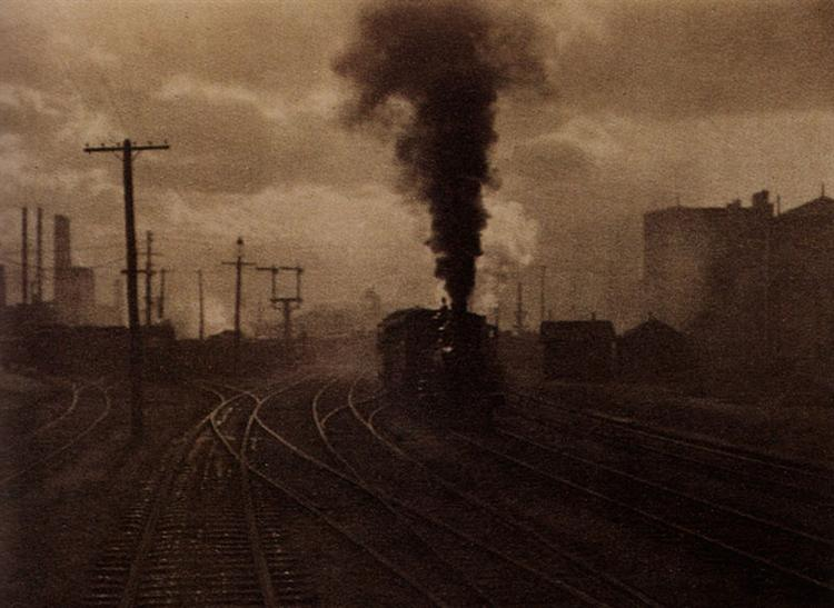 The Hand of Man - Alfred Stieglitz