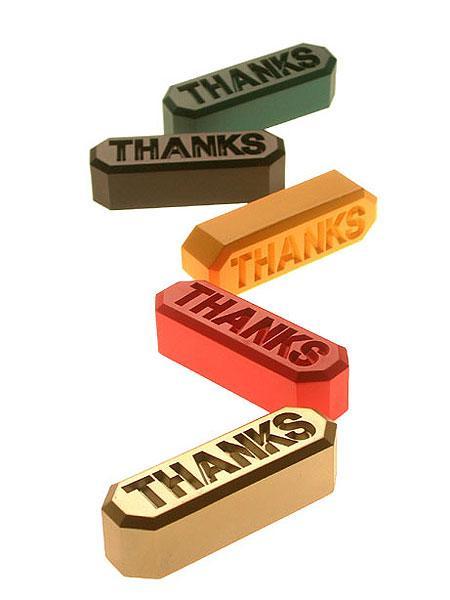 Thanks (Visible Markers) - Алан Макколум