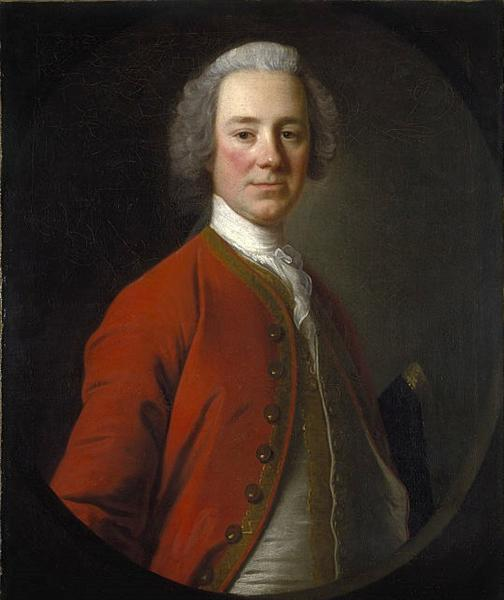 John Campbell, 4th Earl of Loudoun, c.1750 - Allan Ramsay