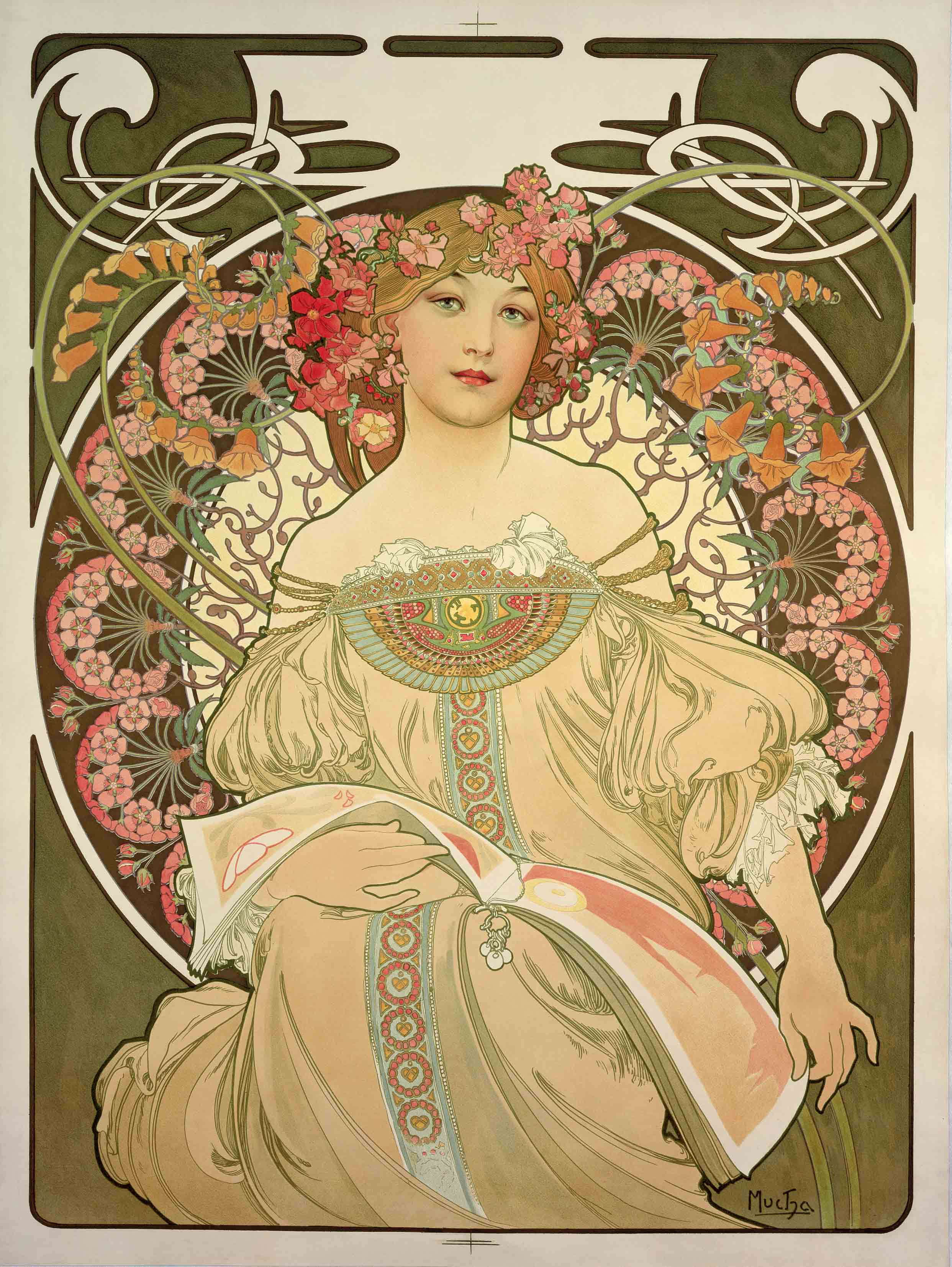 Art Nouveau in the Age of Downton Abbey – The Awkward Writer