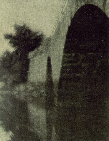 The Bridge at Ipswich, 1904 - Alvin Langdon Coburn