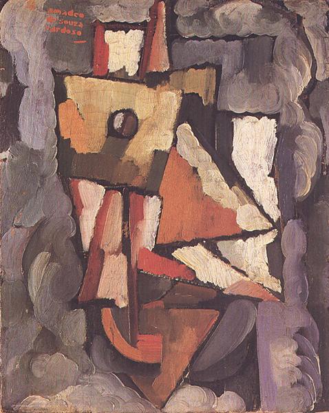 Painting, 1914 - Amadeo de Souza-Cardoso