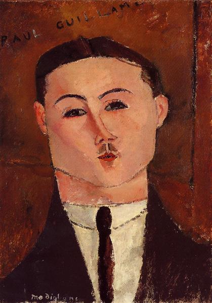 Paul Guillaume, 1916 - Amedeo Modigliani