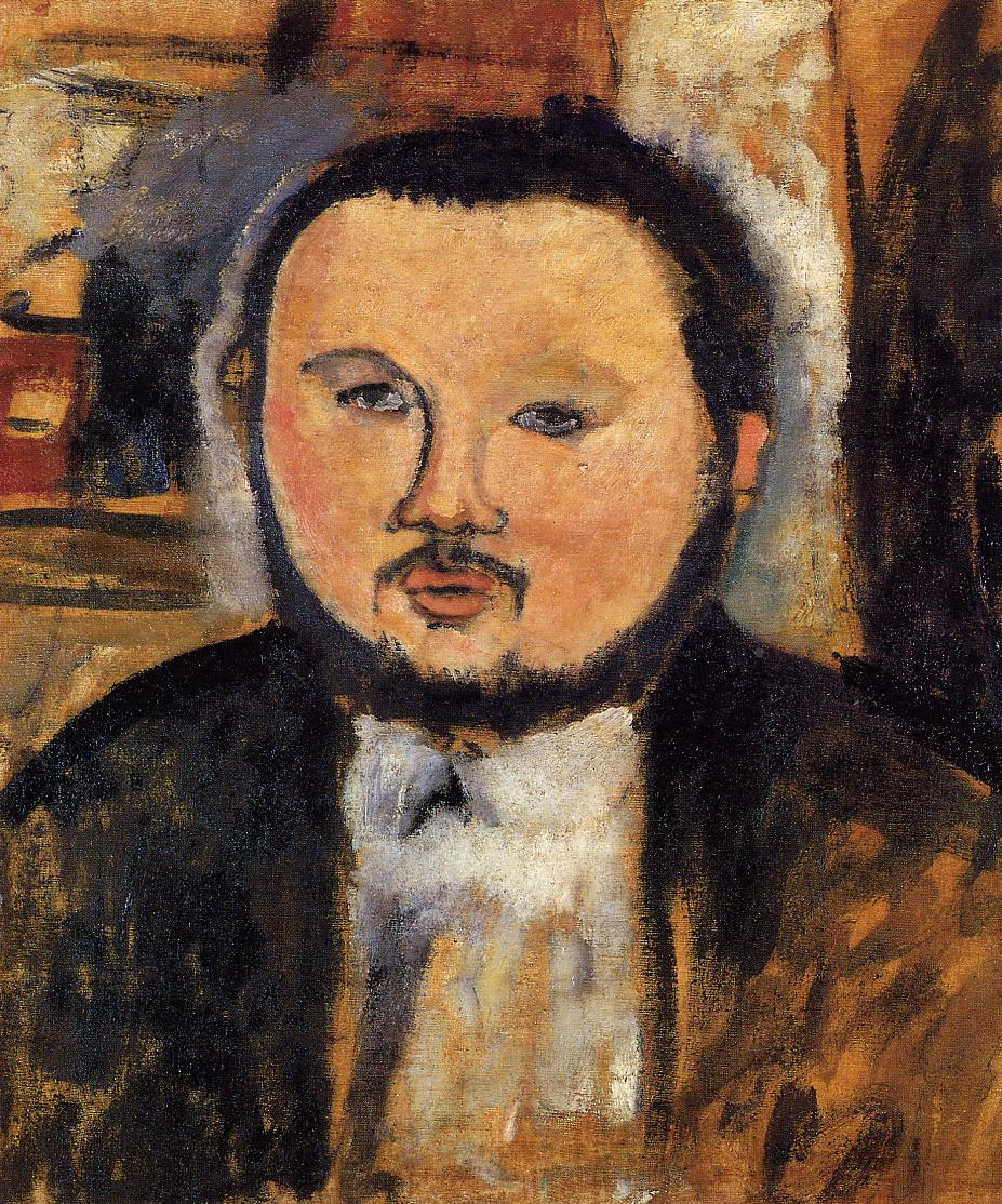 Portrait of Diego RiveraDiego Rivera Self Portrait