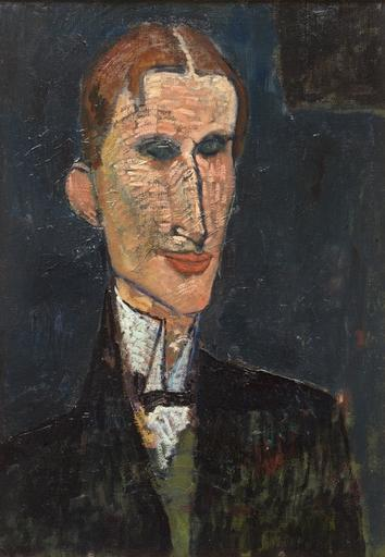 Viking Eggeling, 1916 - Amedeo Modigliani