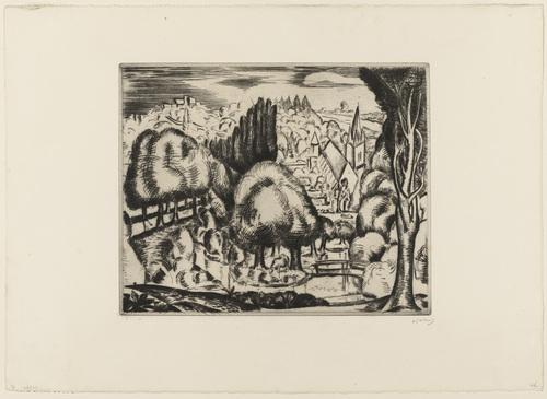 Landscape, 1907 - Andre Derain