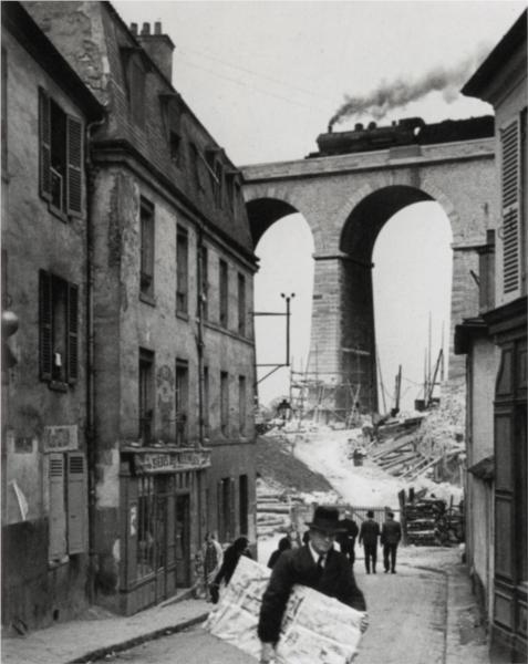 Meudon, 1928 - Andre Kertesz