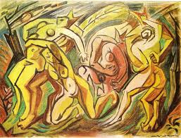 Removal, 1933 - André Masson