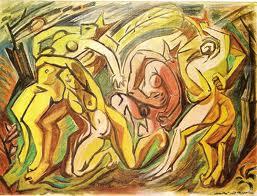 Removal, 1933 - Андре Массон