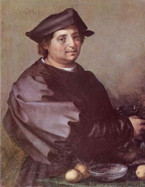 Domenico di Jacopo di Matteo, called 'Becuccio Bicchieraio', c.1520 - c.1530 - Andrea del Sarto