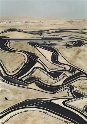Bahrain I, 2005 - Andreas Gursky