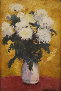 Crisantemos - Andres de Santa Maria