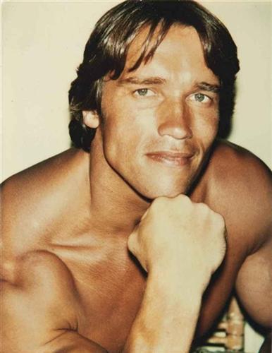 Arnold Schwarzenegger - Andy Warhol