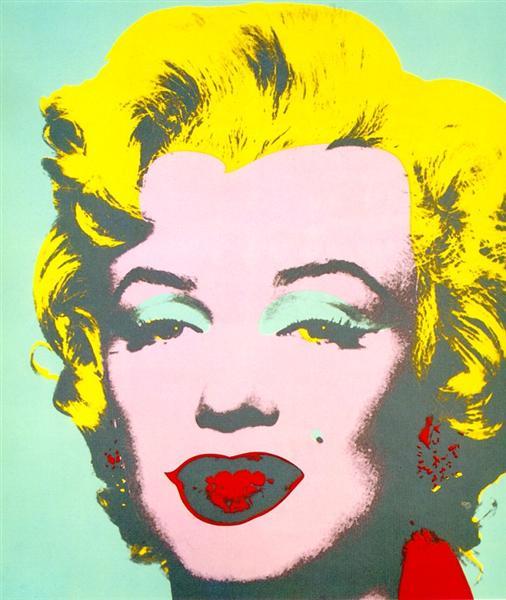 Marilyn, 1967 - Andy Warhol