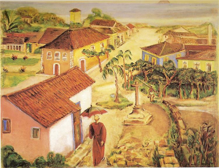 Itanhaém, 1949 - Anita Malfatti