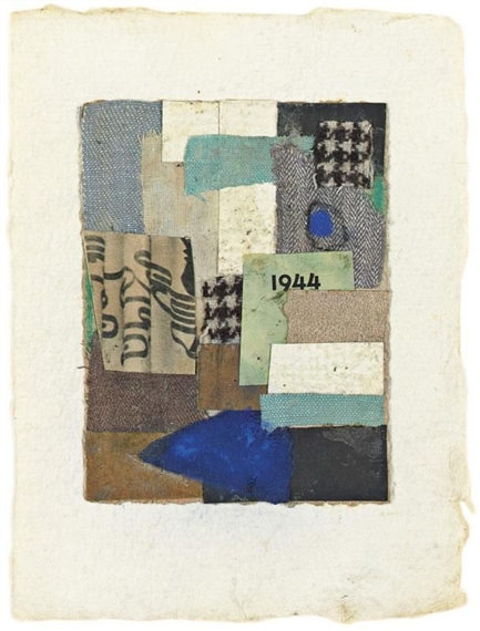 Untitled (No. 10), 1948 - Anne Ryan