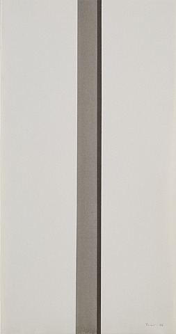 Sumi Drawing, 1966 - Anne Truitt