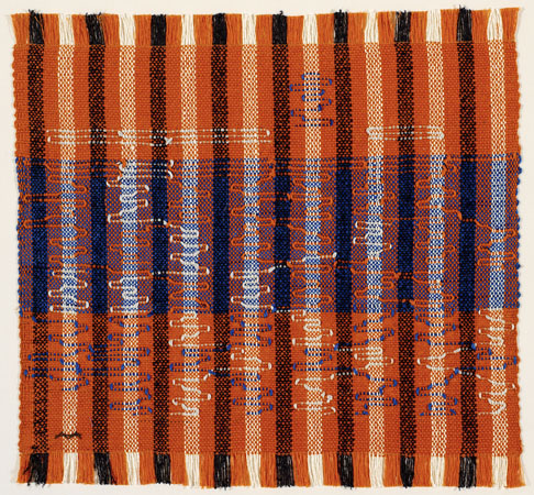 Intersecting, 1962 - Anni Albers