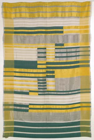 Wall Hanging, 1925 - Anni Albers