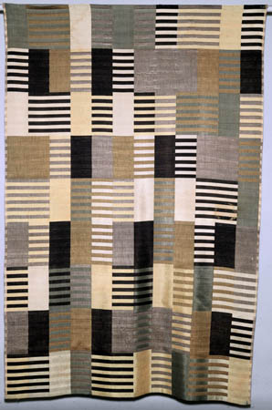 Wall Hanging, 1926 - Anni Albers