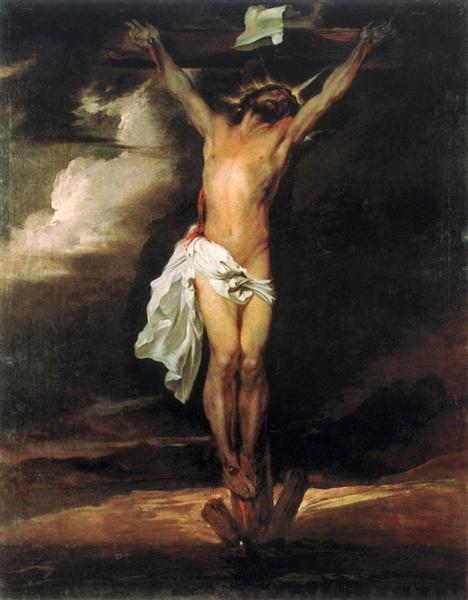 Crucifixion, c.1622 - Anthony van Dyck