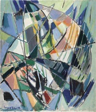Untitled, 1951 - Antonio Corpora
