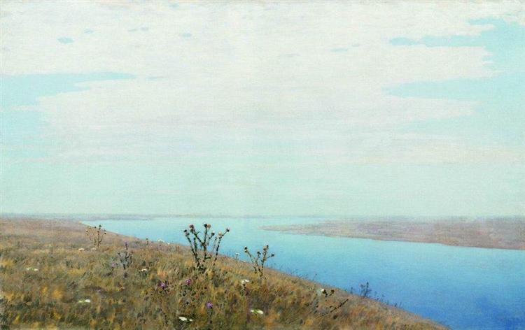 Dnieper, 1901 - Arkhip Kuindzhi